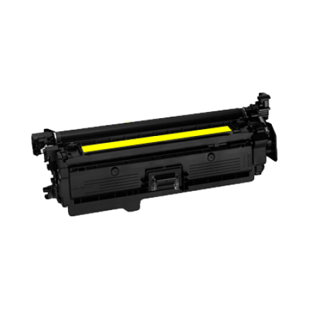 Compatible Canon 723 Yellow Toner Cartridge