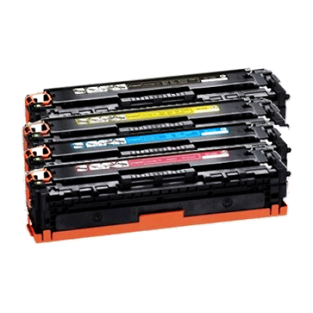 Compatible Canon 731 Multipack Toner Cartridge BK/C/M/Y