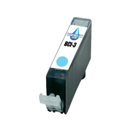 Compatible Canon BCI-3 Photo Cyan Ink Cartridge
