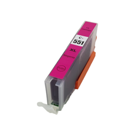 Compatible Canon CLI-551XL Magenta Ink Cartridge