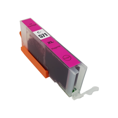 Compatible Canon CLI-571XL Ink Cartridge Magenta