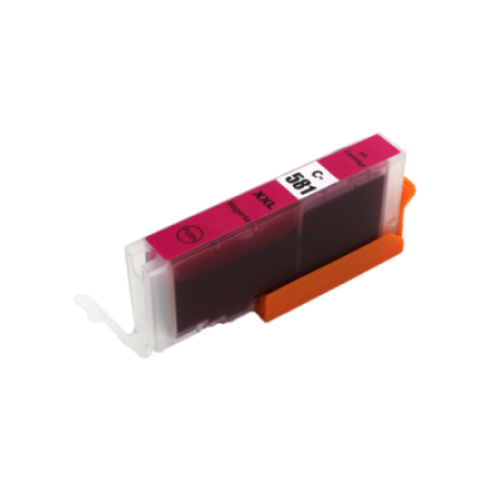 Compatible Canon CLI-581 XXL Ink Cartridge Magenta Extra High Capacity