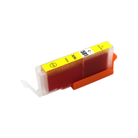 Compatible Canon CLI-581 XXL Yellow Extra High Capacity Ink Cartridge