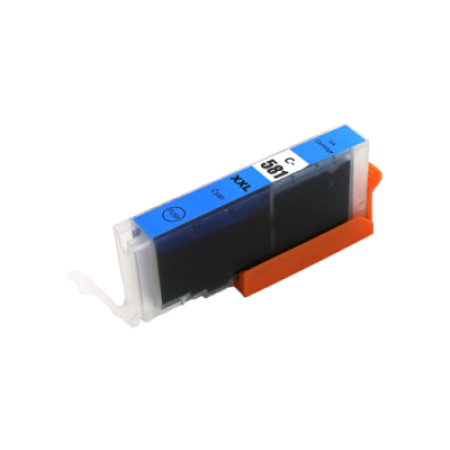 Compatible Canon CLI-581XXL Cyan Extra High Capacity Ink Cartridge