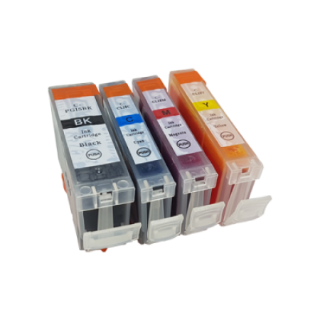 Compatible Canon CLI-8 + PGI-5 Ink Cartridge Multipack BK/C/M/Y