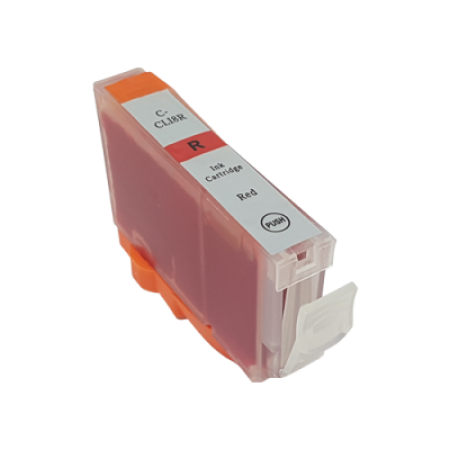 Compatible Canon CLI-8 Red Ink Cartridge