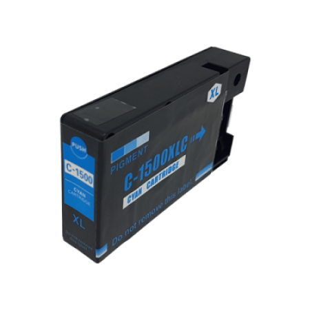 Compatible Canon PGI-1500XLC Ink Cartridge Cyan