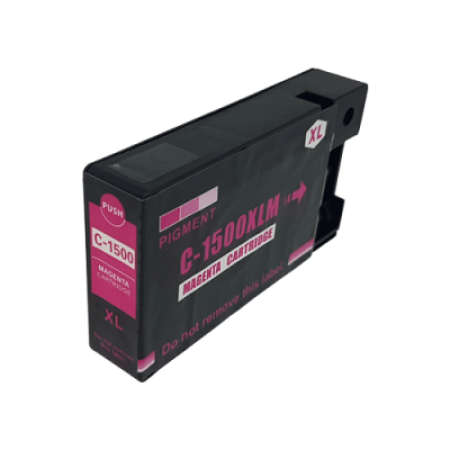 Compatible Canon PGI-1500XLM Ink Cartridge Magenta