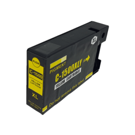 Compatible Canon PGI-1500XLY Ink Cartridge Yellow