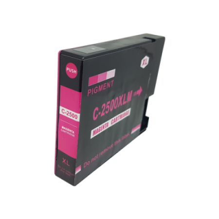 Compatible Canon PGI-2500XL Magenta Ink Cartridge