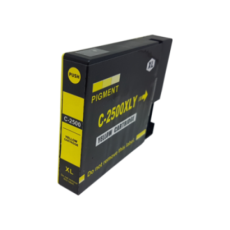 Compatible Canon PGI-2500XL Yellow Ink Cartridge