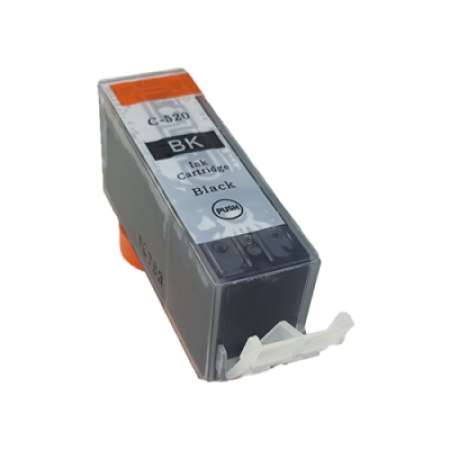 Compatible Canon PGI-520 Black Ink Cartridge