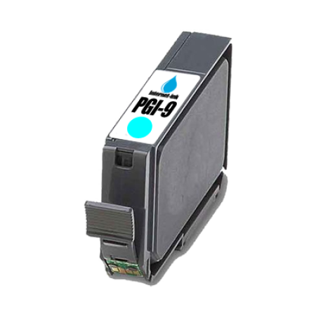 Compatible Canon PGI-9 Cyan Ink Cartridge