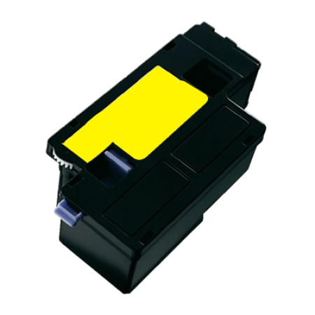 Compatible Dell 1760 593-11143 Yellow High Capacity Toner Cartridge