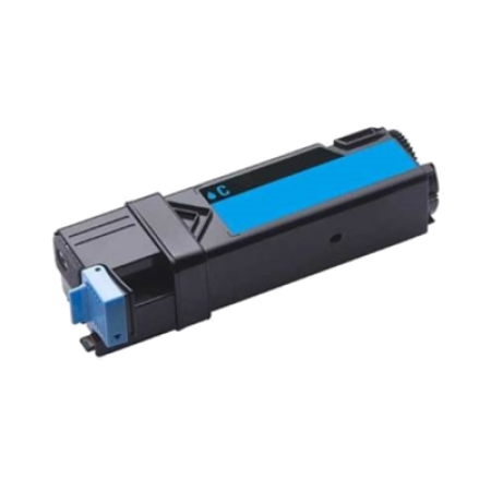 Compatible Dell 593-11041 High Capacity Cyan Toner Cartridge