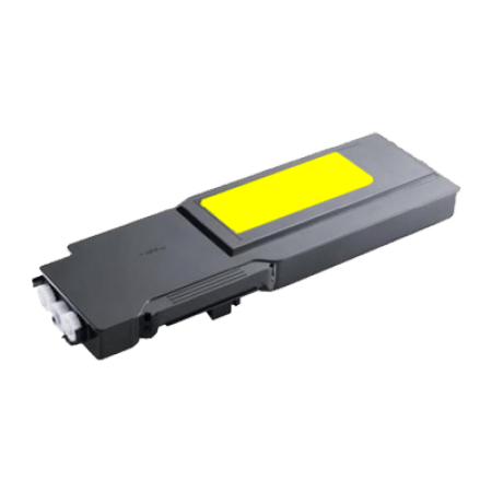 Compatible Dell 593-11120 Toner Cartridge Yellow