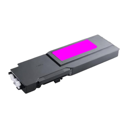 Compatible Dell 593-11121 Toner Cartridge Magenta