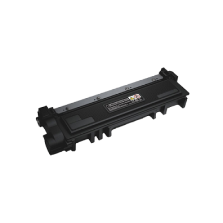 Compatible Dell 593-BBLR Black Toner Cartridge