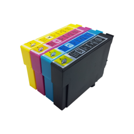 Compatible Epson 16XL Multipack T1626 Ink Cartridges BK/C/M/Y