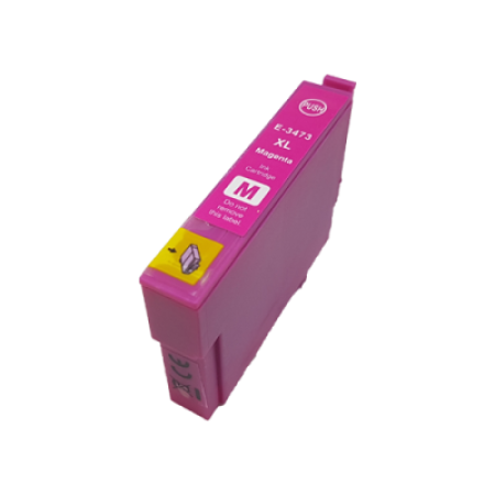 Compatible Epson 34XL T3473 Ink Cartridge Magenta