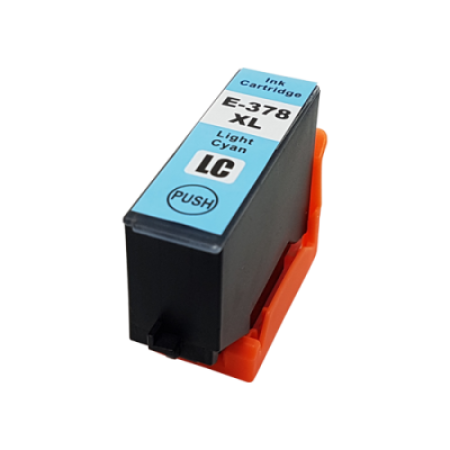 Compatible Epson 378XL T3795 Ink Cartridge Light Cyan