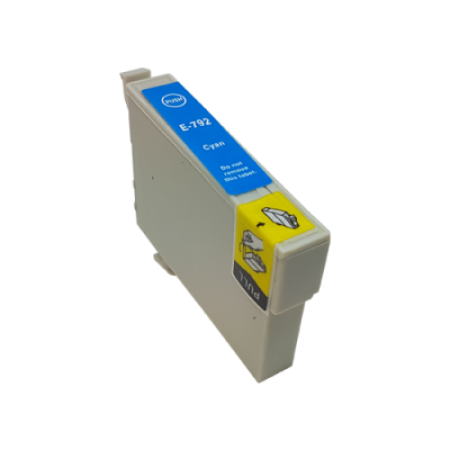 Compatible Epson T0792 Ink Cartridge Cyan