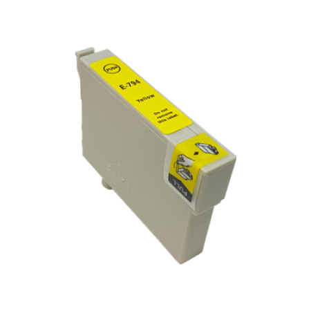 Compatible Epson T0794 Ink Cartridge Yellow