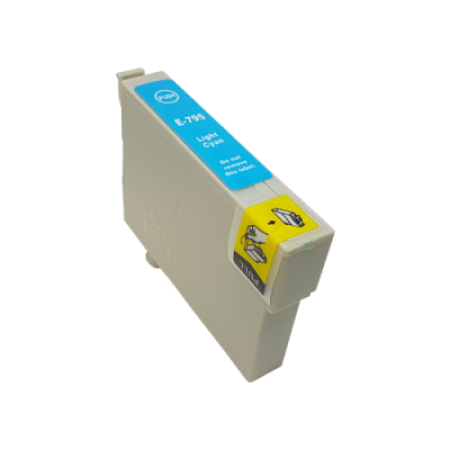 Compatible Epson T0795 Ink Cartridge Light Cyan