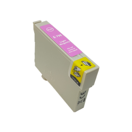 Compatible Epson T0796 Ink Cartridge Light Magenta