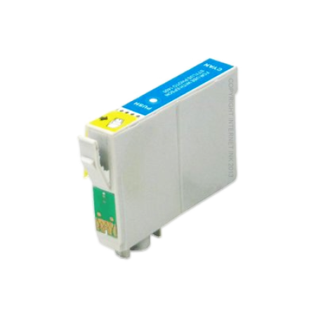 Compatible Epson T1002 Ink Cartridge Cyan