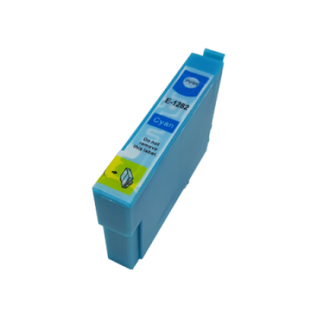 Compatible Epson T1282 Ink Cartridge Cyan