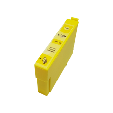 Compatible Epson T1284 Ink Cartridge Yellow