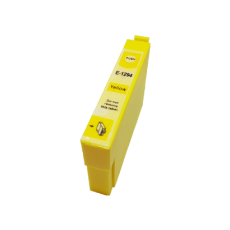 Compatible Epson T1294 Ink Cartridge Yellow