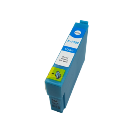 Compatible Epson T1302 Ink Cartridge Cyan