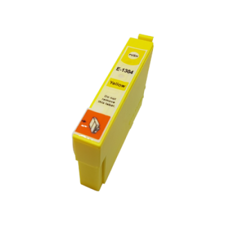 Compatible Epson T1304 Yellow Ink Cartridge