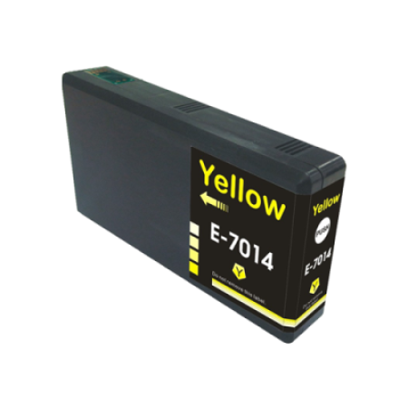 Compatible Epson T7014 XXL Yellow Ink Cartridge