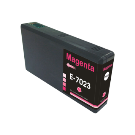 Compatible Epson T7023XL Magenta Ink Cartridge