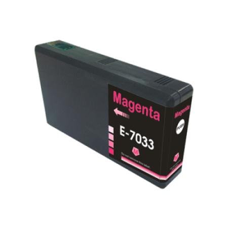 Compatible Epson T7033 Magenta Ink Cartridge
