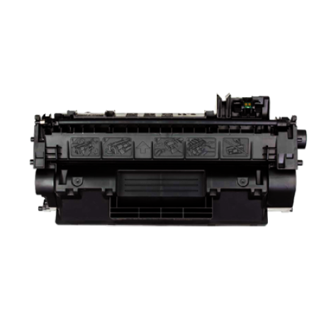 Compatible HP 05X CE505X Toner Cartridge Black High Capacity