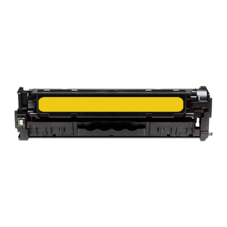 Compatible HP 122A Q3962A Toner Cartridge Yellow