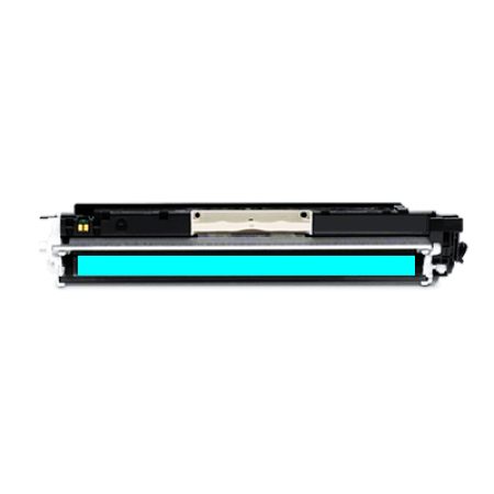 Compatible HP 124A Q6001A Toner Cartridge Cyan