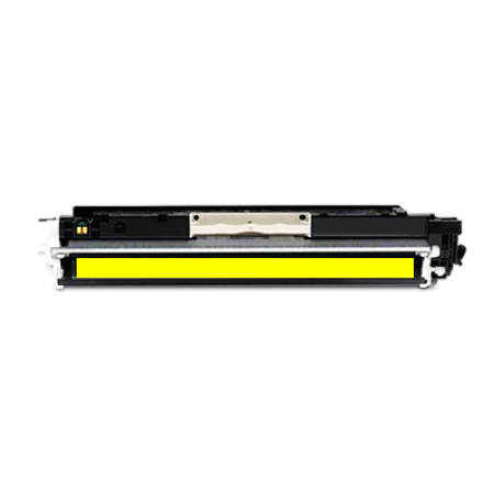 Compatible HP 124A Q6002A Toner Cartridge Yellow