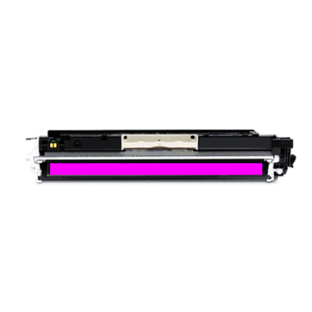 Compatible HP 124A Q6003A Toner Cartridge Magenta