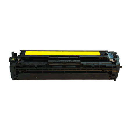 Compatible HP 125A CB542A Toner Cartridge Yellow