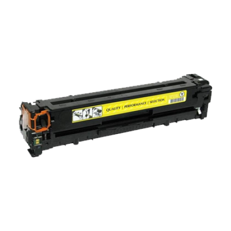 Compatible HP 307A CE742A Yellow Toner Cartridge