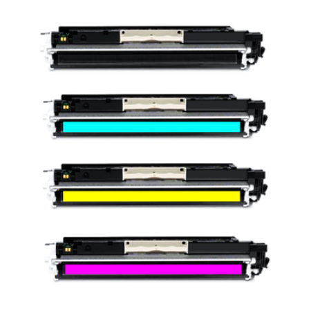 Compatible HP 308A Q2670A Toner Cartridge Multipack 4 Toners