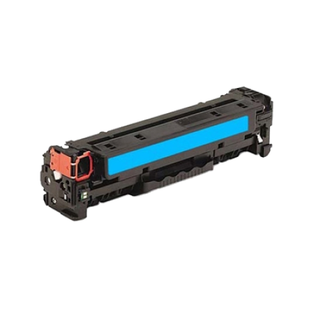 Compatible HP 312A CF381A Toner Cartridge Cyan