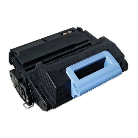 Compatible HP 45X Q5945XX Black Toner Cartridge