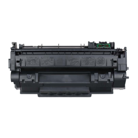 Compatible HP 53A Q7553A Toner Cartridge Black