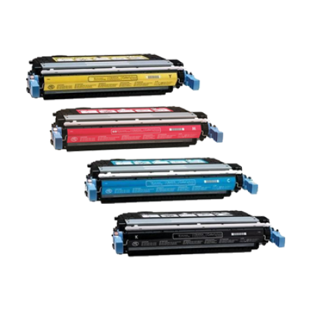 Compatible HP 643A Q5950A Toner Cartridge Multipack - 4 Toners